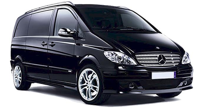 Van - 5 to 8 passengers